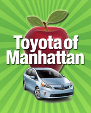 Toyota of Manhattan Facebook Page