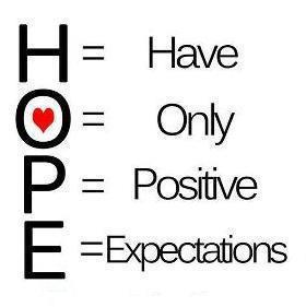 Have a Little HOPE!
